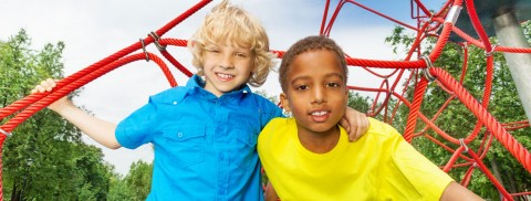 LET THEM PLAY! CHILDREN WITH SPECIAL NEEDS BENEFIT FROM OUTDOOR PLAY
