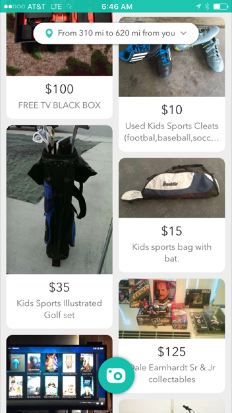 There's an app for that? How to make money off your kid's old sports stuff