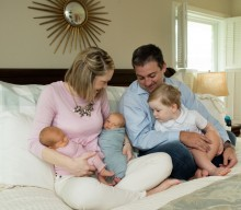 THREE UNDER THREE – Raising Twins and a Toddler