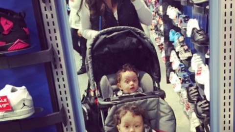 Yes You CAN take Your Twins Out Without help…