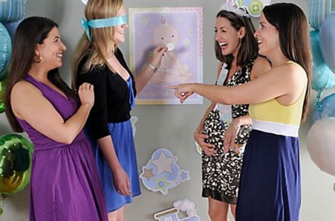 10 TWIN BABY SHOWER GAMES