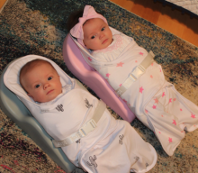Kepi- The World's Safest Swaddle