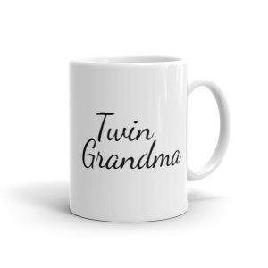 Twin Grandma Mug
