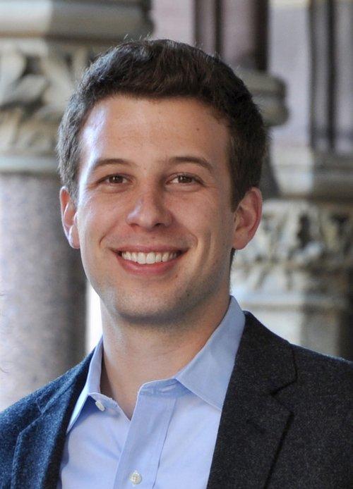 Gregory Baumer Headshot