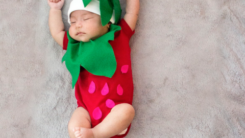 Easy, Inexpensive DIY Costumes for Your Little Ones this Halloween