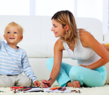 Keeping a Clean Carpet With Kids In the House