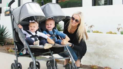 Joovy TwinGroove Ultralight – Great Stroller for Twins