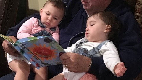 The Gift of a Personalized Books for TWINS!