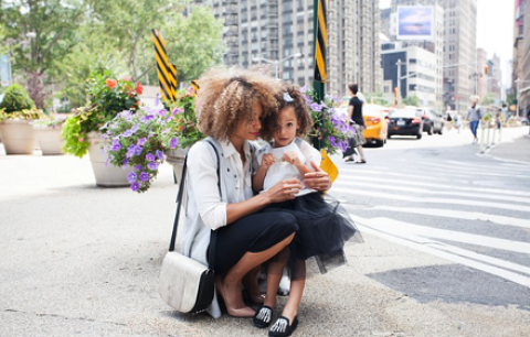 "8 Tips for Busy Moms to Look ""Put Together"""