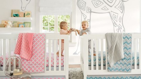 Amazing Décor Ideas For Your Twin Nursery