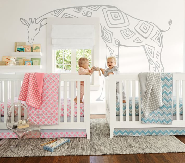 Baby Room Ideas For Twins Amazing Décor Ideas For Your Twin Nursery