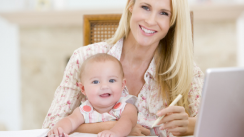 How to Start a Successful Mommy Blog