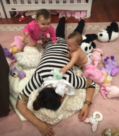 You know you're a Twin Mom When….