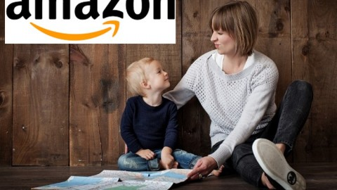 4 Nifty Tricks for Moms to Save Money on Amazon