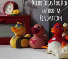7 Things to Keep In Mind When Renovating Your Child's Bathroom