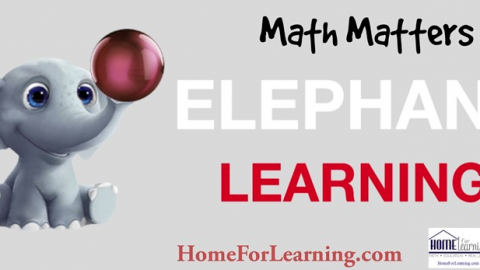 Elephant Learning: The App That Is Getting Kids Excited About Math