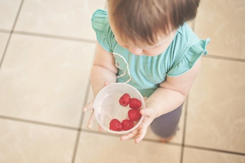 The Secret to Raising Healthy Kids Starts in the Kitchen