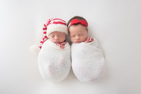 Holiday Guests and Newborn Twins: 7 Tips To Keep Your Babies Healthy