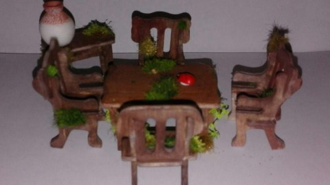 Fairy Furniture- Adding a Magical Touch To Your Dollhouse