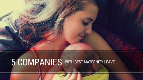 5 Companies with the Best Maternity Leave