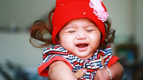 What to do when your baby cries for no reason