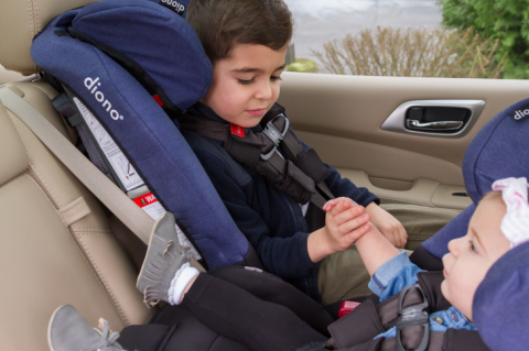 Top Tips for Installing Car Seats Safely