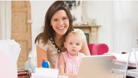 5 Ways For a Stay-at-Home Mom to Make Extra Money From Home