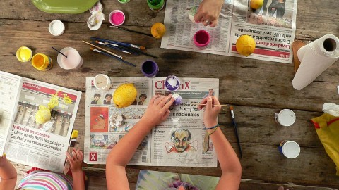 "Rainy Days Will No Longer Be ""Boring"" With These Fun (and Educational!) Activities"