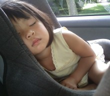 New child passenger safety seat guidance advises kids to ride rear-facing as long as possible