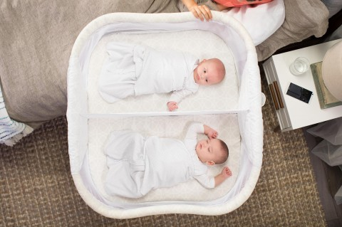 Safe Sleep for Twins