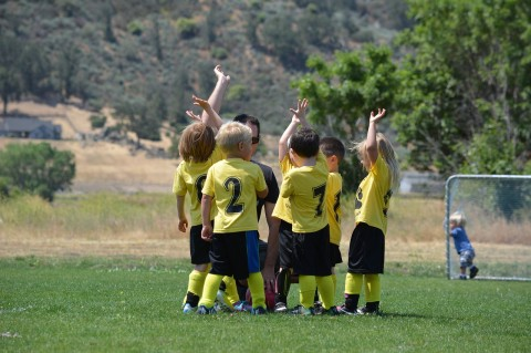 How To Encourage Your Kids To Love Sports