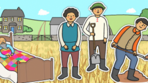 The Story of a Farmer and a Valuable Lesson on The Importance of Teamwork