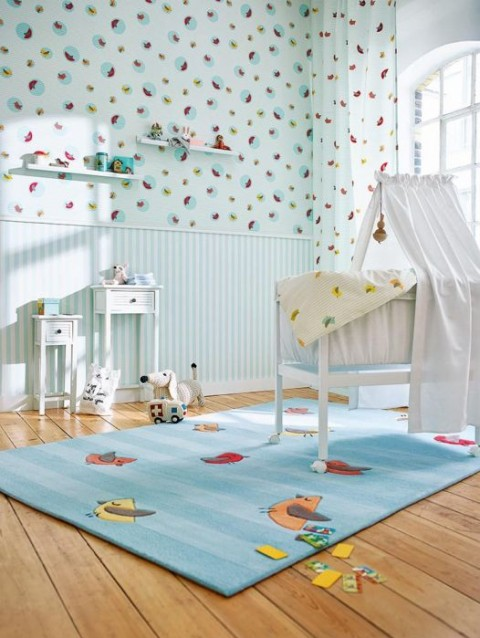 How to Use Rugs When Decorating a Child's Bedroom