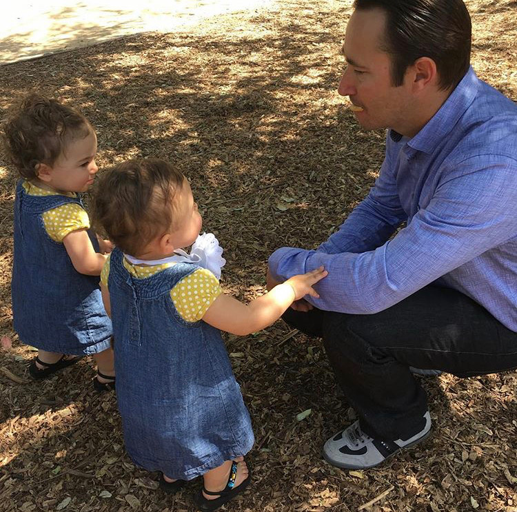 Managing a Divorce with Twins