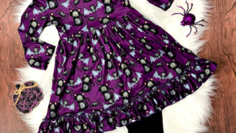 Adorable Clothes For Little Girls on All Occasions