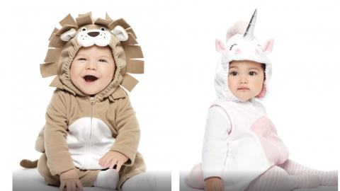 The best Halloween costumes for babies and toddlers