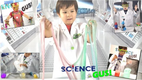 5 reasons you'll love YouTube's Science Gus