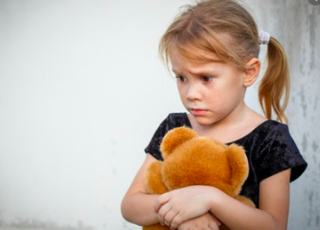 How to Calm Anxiety in Children