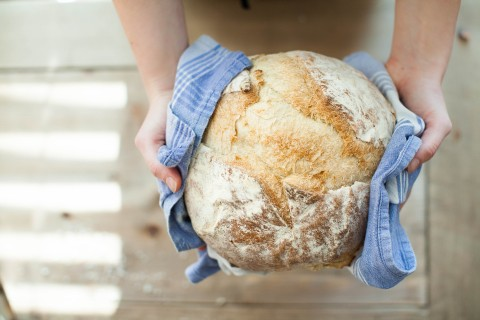 Let's Bake Together: Teaching Your Kids How to Make Bread