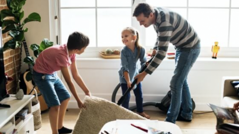 How Chores Can Teach Kids Great Life Lessons